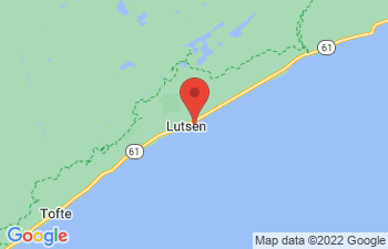 Map of Lutsen