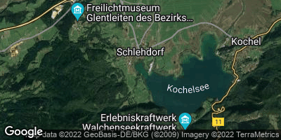 Google Map of Schlehdorf