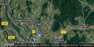 Google Map of Schallbach