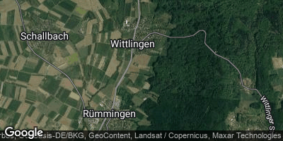 Google Map of Rümmingen