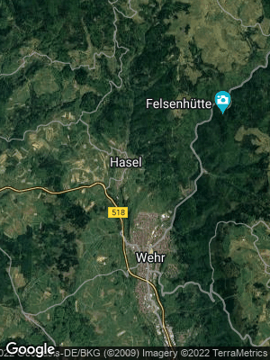 Google Map of Hasel