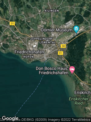 Google Map of Ailingen