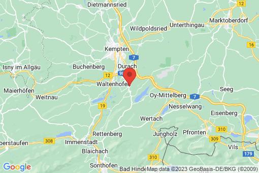 Karte Sulzberg