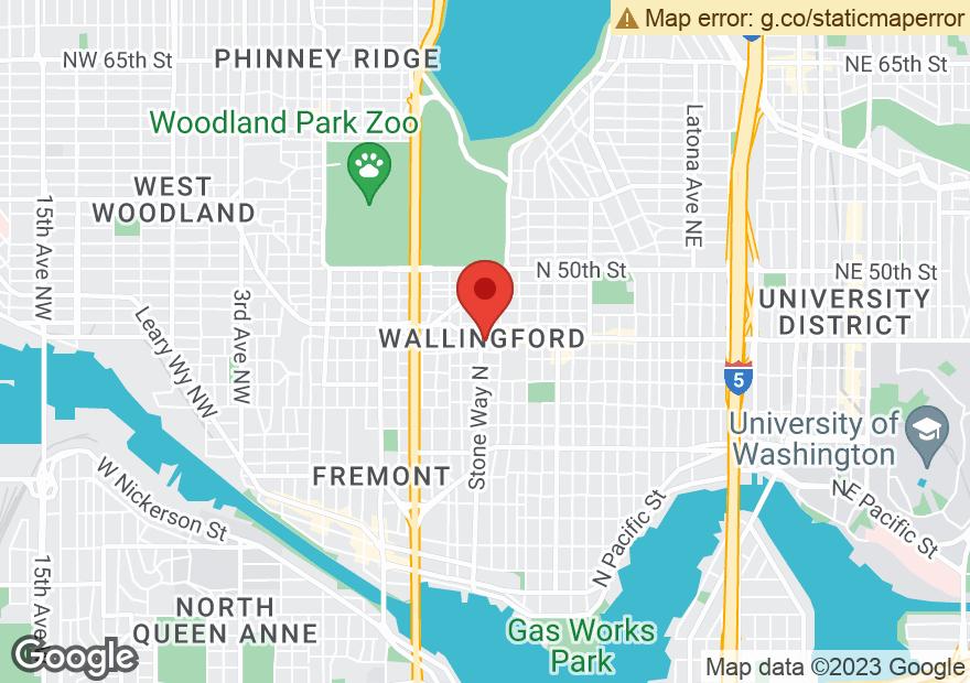 Google Map of 4468 STONE WAY N