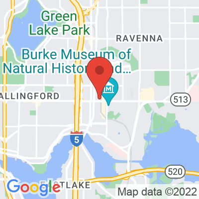 Map showing Poindexter Coffee