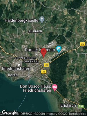 Google Map of Löwental