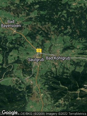 Google Map of Saulgrub