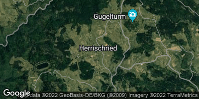 Google Map of Herrischried