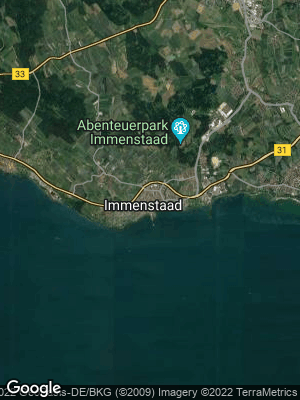 Google Map of Immenstaad am Bodensee