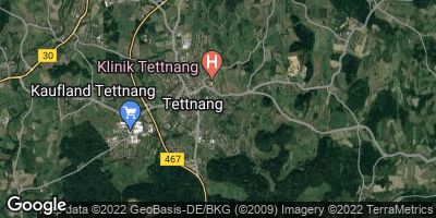 Google Map of Pfingstweid