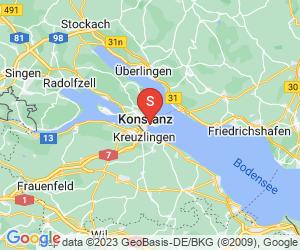 Karte für Casino Konstanz