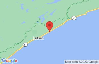 Map of Lutsen