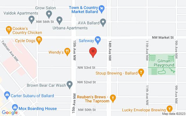 static image of 1417 NW 54th St, Seattle, Washington