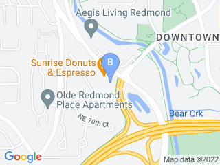 Map of All Things Pawsitive Dog Boarding options in Redmond | Boarding