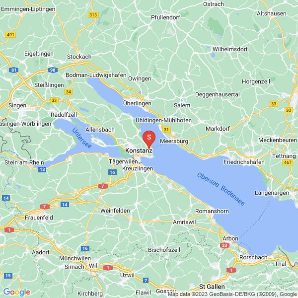 Kletteranlage Uni Konstanz