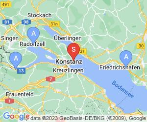 Karte für Kletteranlage Uni Konstanz