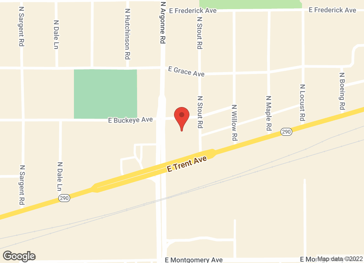 Google Map of VCA Millwood Animal Hospital