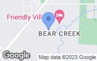 Map of Redmond, WA