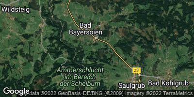 Google Map of Bad Bayersoien