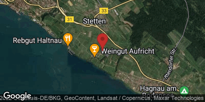 Google Map of Stetten bei Meersburg