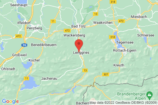 Karte Lenggries