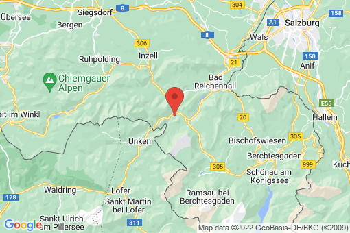 Karte Schneizlreuth