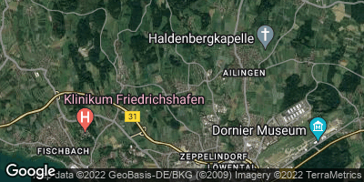 Google Map of Berg