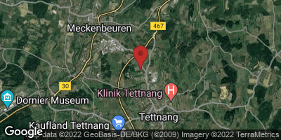 Google Map of Bechlingen