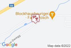 Posch Blockhausheuriger - Karte