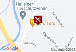 Toro Toro - Karte