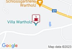 Schloß Wartholz - Karte