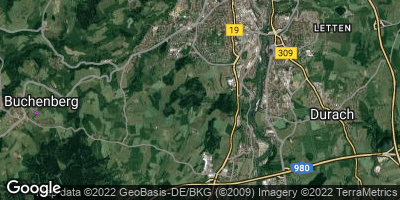 Google Map of Adelharz
