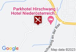 Anatol im Seminar-Park-Hotel Hirschwang - Karte
