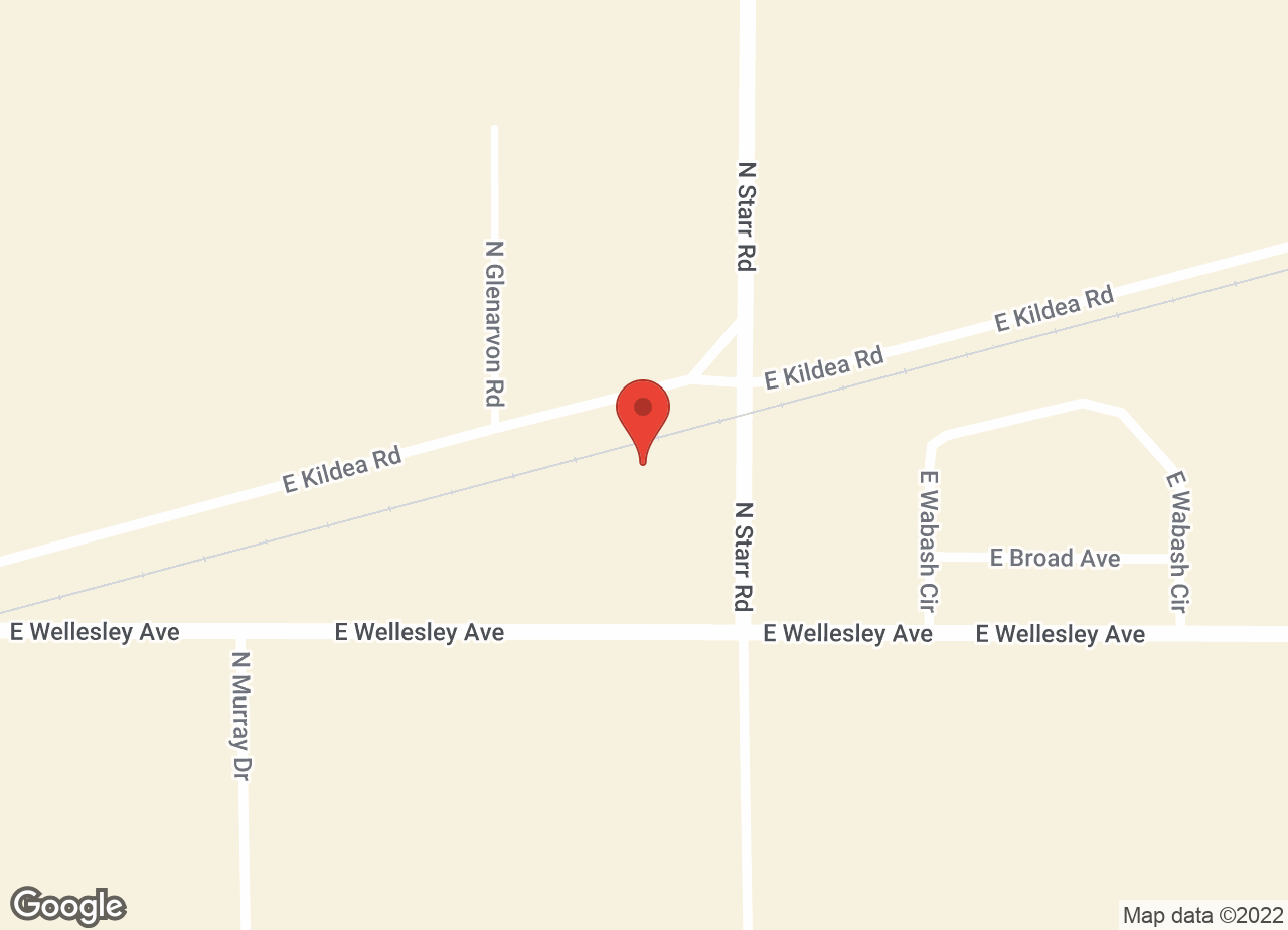 Google Map of VCA Ponti Animal Hospital
