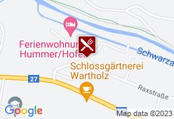 Landgasthof Kaiserbrunn - Karte