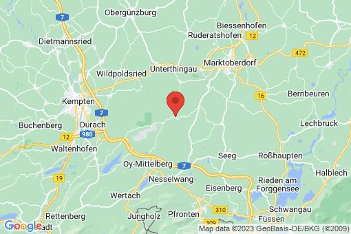 Karte Görisried
