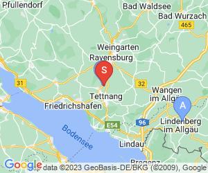 Karte für Minimundus Bodensee