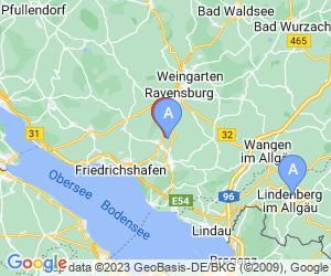 Karte für Freizeitpark Ravensburger Spieleland am Bodensee