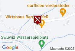 Bergpfeffer - Karte