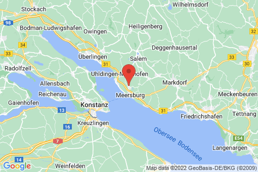 Karte Daisendorf
