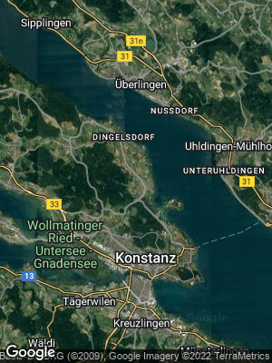 Google Map of Litzelstetten
