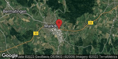 Google Map of Markdorf