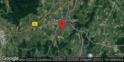 Google Map of Oberteuringen