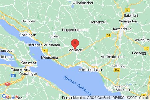 Karte Markdorf