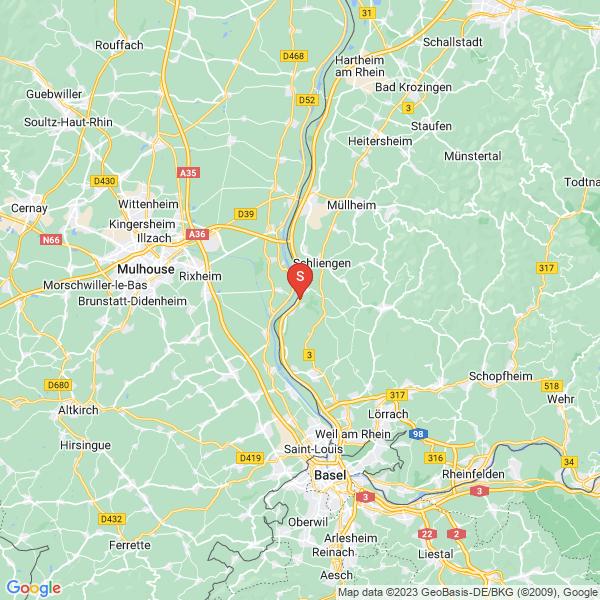 Hochseilgarten Bad Bellingen