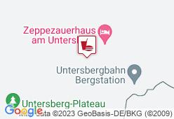 Restaurant Bergstation - Karte