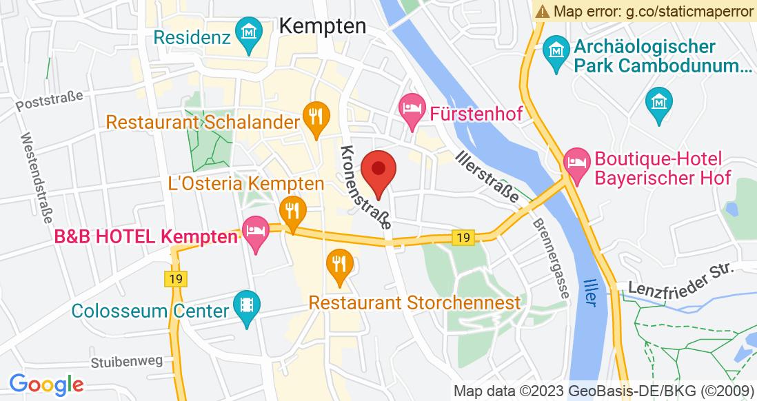 Google Map Laufsport Saukel
