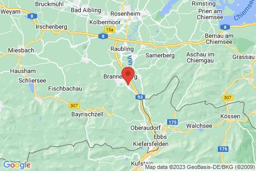 Karte Flintsbach