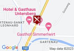 Gasthof Schorn - Karte