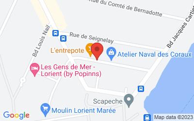 4 Rue Florian Laporte, 56100 Lorient, France